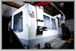 Haas VM6 working centre