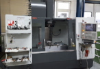 Haas VF3 working centre